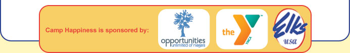 Opportunities Unlimited, Elks Lodge #41 and the Lockport YMCA and Camp Kenan